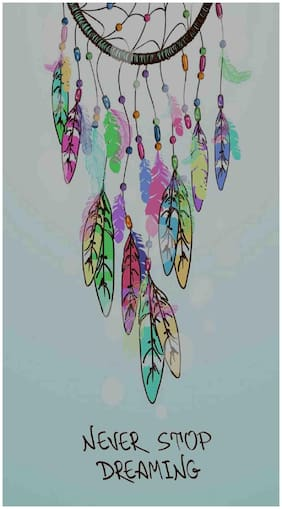 Purvani Wall Art printed on MDF Board for Living room, Home Wall, Kitchen, Office, Drawing Room, Hotels & for Gifting (8x4 inch)-321
