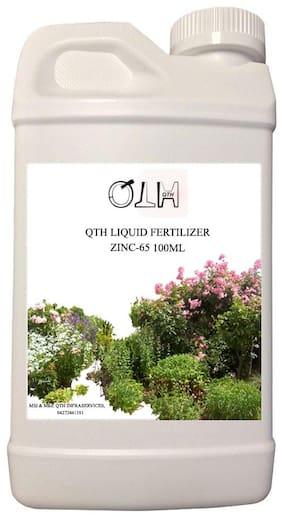 Qth 100% pure Zinc-65 liquid Fertilizer 100 ml