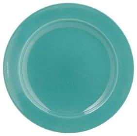 Quarter Plate 17.78 cm (7 inch) Ceramic/Stoneware in Sapphire Elite (1 pc) Handmade By Caffeine