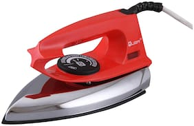 Quba 144 Red 750 Watts Iron (Red)