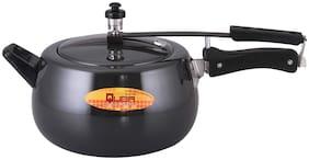Quba Contura Hard Anodized Pressure Cooker 5L Induction Base
