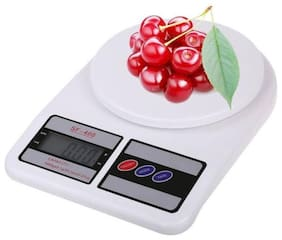 R J Star Electronic Digital 10 Kg Weighing Scale Led Kitchen Weight Machine