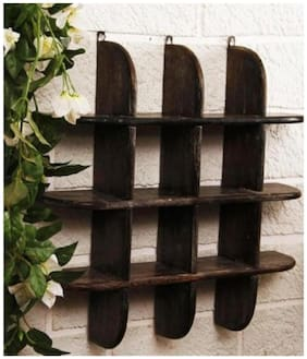 Rack Shelf Mango Wooden