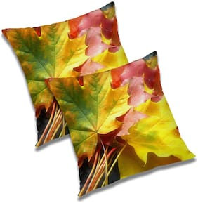 RADANYA Abstract Cushion Cover 24x24 inch