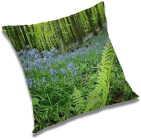 RADANYA Natural Cushion Cover 24x24 inch
