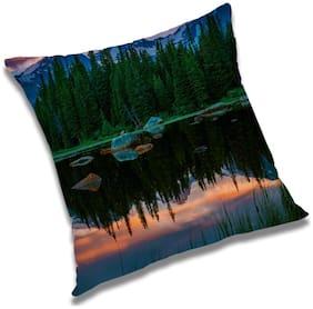 RADANYA Natural Cushion Cover 18x18 inch