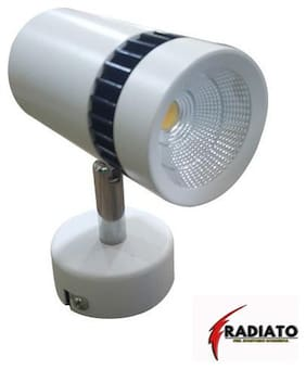 Radiato Plastic Modern Yellow Ceiling lamps ( 1pc )