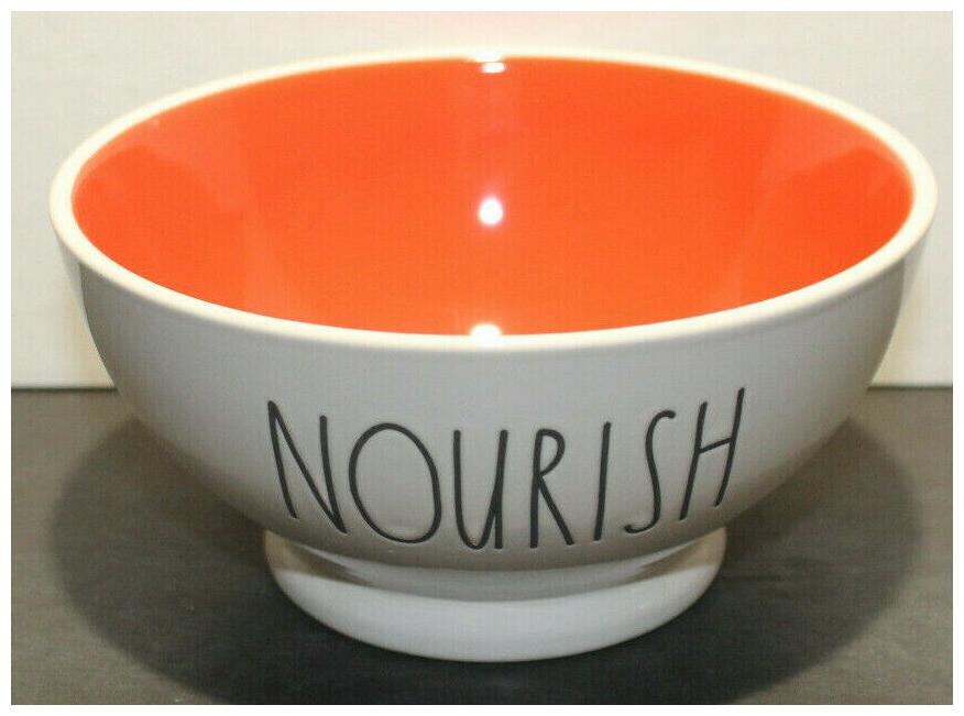 Rae Dunn LL Large Letter Bowls, Cereal Bowls, Mix and Match, Ice Cream Bowls