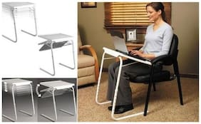 RAF INDIA TABLE MATE 2 II PORTABLE ADJUSTMENT DINING CUM LAPTOP TABLE