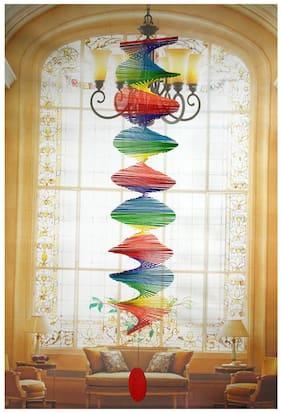 Rainbow Twist Wind Chime For Home Decor - Xclusive Plus