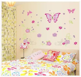Rangoli Adhesive Large Wall Decor Stickers