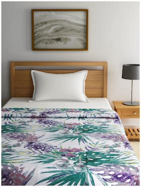 Raymond Home Green Single Quilts & Comforters