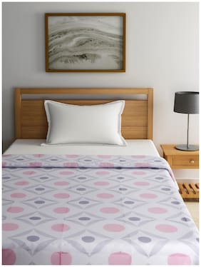 Raymond Home Pink Single Quilts & Comforters