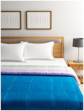 Raymond Home Wool Abstract Double Size Comforter Multi
