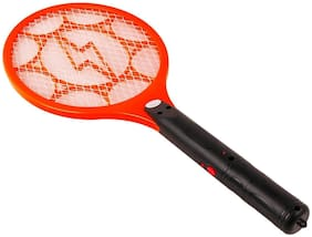Rechargable Electric Mosquito Fly Insect Killer Racket Zapper Bat - (Assorted-mix)