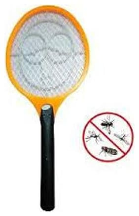 Rechargeable Mosquito killer racket/bat/ Electric Insect Killer (Assorted Color) 2 pc
