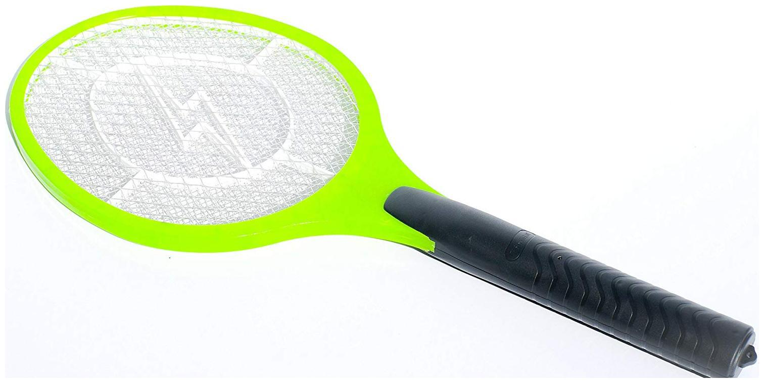 Rechargeable Mosquito Killer Racket Electric Insect Killer Electric Insect Killer Bat   Assorted Color  Pack of 1