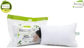 Recron Certified Bliss Pillow; Size - 68 CM (17 Inch) x 43 CM (27 Inch) Pack of 1
