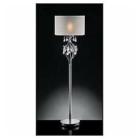 Refined Crystal Floor Lamp