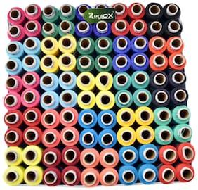 Reglox 100 Thread Spools 200 m Each Sewing Thread