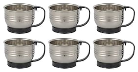 Rema - Double Wall Stainless Steel Mug Set For Coffee And Tea