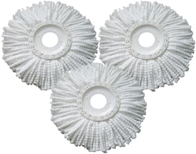 Replacement Mop Head Cleaning Refill (Pack of 3)