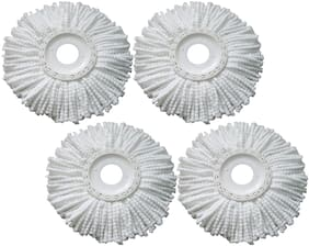 Replacement Mop Head Cleaning Refill Set of 4pcs