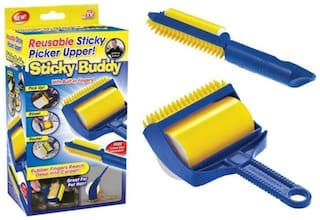 Reusable Sticky Buddy & Sticky Cleaning Roller