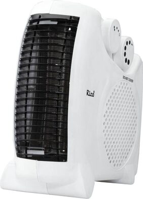 Rico RH-1502 Fan Room Heater (White)