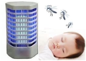 Right traders Night lamp cum Electronic Mosquito Killer 1pcs