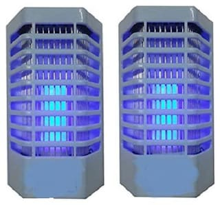 Right traders Night lamp cum Electronic Mosquito Killer 2pcs
