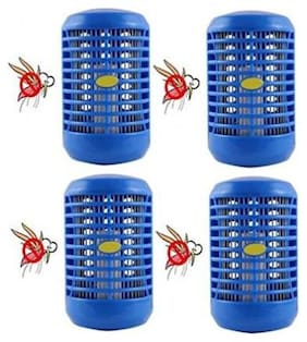 Right Traders Night lamp cum Electronic Mosquito Killer Night Lamp (pack of 4)