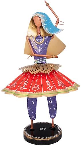 Ritwika'S Rajasthani Dancing Lady Doll