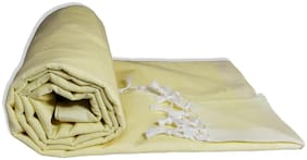 Riyashree Organic Cotton Silky Soft Bhagalpuri Dull chadar Blanket & Duvet & Comforter ( 52*94 in )