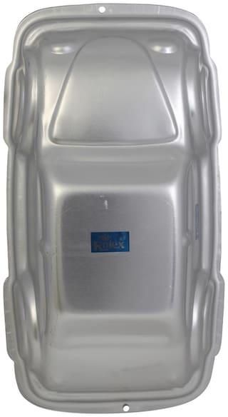 Rolex Aluminium Cake Mould Pans  Car small