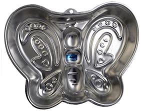 Rolex Aluminium Cake Mould Pans  Butterfly 1 Kg. Cake