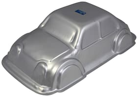 Rolex Aluminium Cake Mould Pans  Car Big 1.5 - 2 Kg. Cake