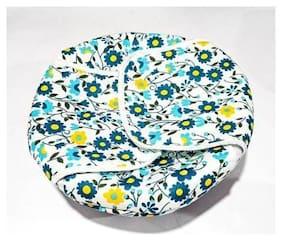 Roti Basket/Roti Cotton Cloth Basket/Washable with Chain