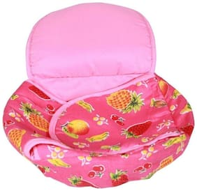 Roti Cotton Cloth Basket;Washable with Chain;Traditional Roti Rumals with Assorted Colour;100% Pure Cotton Cover