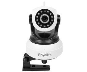 Royallite HD IP WiFi CCTV Indoor Security Camera - Grey & White