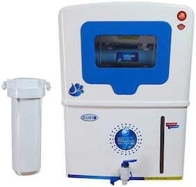Ruby Economical RO with Alkaline 12 ltr 5 Stage purification Electric Water Purifier