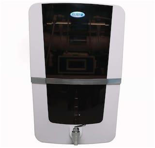 Ruby Display Purifier 10 L RO+UV+UF Water Purifier (White,Black)