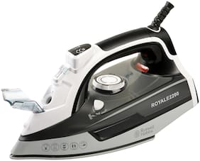 Russell Hobbs ROYALE2200 2200 W Steam Iron (Black)
