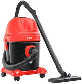 Russell Hobbs RVAC2000WD 2000 W Wet & Dry Cleaner (Red)