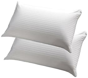 RW REST WELL Ultra Soft Bed Pillow made with Reliance Fiber (Set of 2 pc.)