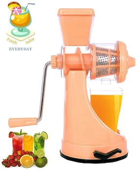 S M Orange Smart Fruit & Vegetables Juicer