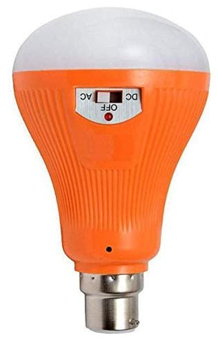 S4 25W Ac/Dc Rechargeable Emergency Bulb For Home;Kitchen;Office;Garden