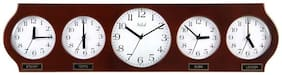 Safal White Wall clock