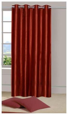 Sai Arpan's Premium Plain Window Curtain