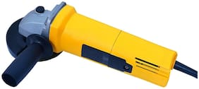 Saifpro Yellow Angle Grinder (100 mm Wheel Diameter)